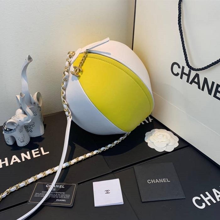 シャネル スーパーコピー 2019 SS 新作 CHANEL ビーチボールバッグ AS0512 B00311 N4394